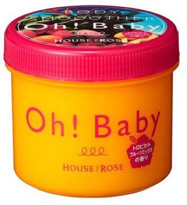 Oh! Baby ボディ スムーザー  TF(トロピカルフルーツミックスの香り)