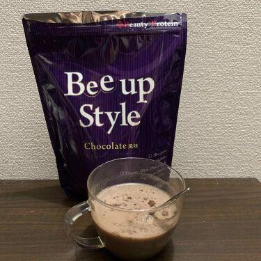 Bee up Style/4care/ボディシェイプサプリメントを使ったクチコミ(4枚目)
