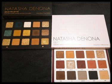 NATASHA DENONA  BIBA PALETTE/Natasha Denona/パウダーアイシャドウを使ったクチコミ(1枚目)