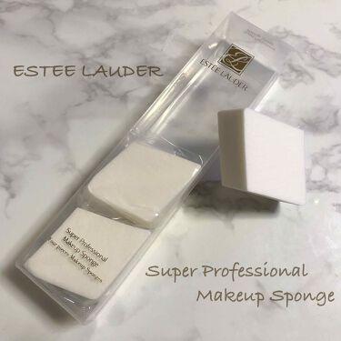 スーパー プロフェッショナル メークアップ スポンジ/ESTEE LAUDER/パフ・スポンジ by SAORI💜