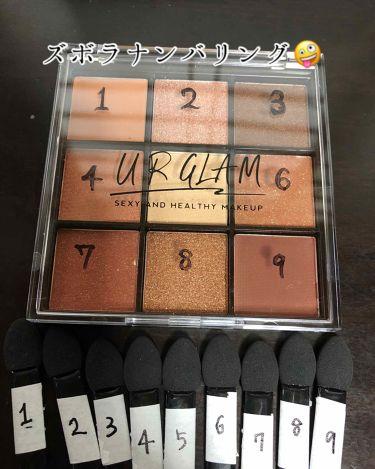 UR GLAM パウダーブラシ/DAISO/メイクブラシを使ったクチコミ(3枚目)