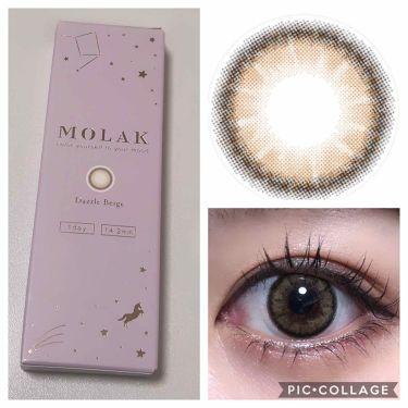 MOLAK 1day/MOLAK/カラーコンタクトレンズを使ったクチコミ(1枚目)