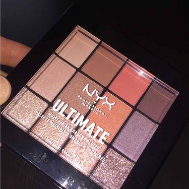 UT シャドウパレット ミックス フィニッシュ/NYX Professional Makeup/パウダーアイシャドウを使ったクチコミ(1枚目)