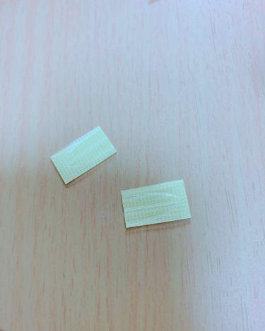 二重まぶた用シール/DAISO/二重まぶた用アイテムを使ったクチコミ(2枚目)