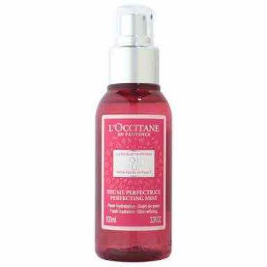 イノセントピオニー フェアリーフェースミスト/L'OCCITANE/ミスト状化粧水を使ったクチコミ(1枚目)