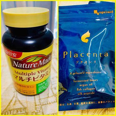 スーパーマルチビタミン&ミネラル/ネイチャーメイド/健康サプリメントを使ったクチコミ(2枚目)