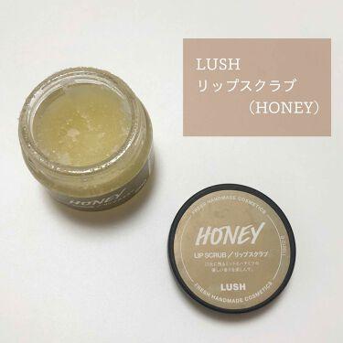 ミツバチ リップスクラブ/ラッシュ/リップケア・リップクリーム by な☺︎