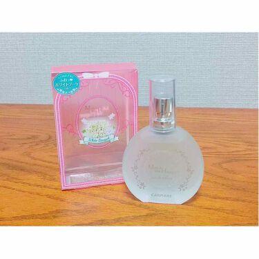 メイクミーハッピー フレグランス/CANMAKE/香水(レディース)を使ったクチコミ(1枚目)