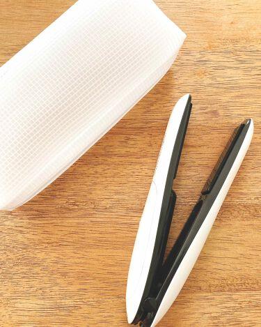 無印良品 トラベル用コードレスストレートヘアアイロン/無印良品/ヘアケア美容家電を使ったクチコミ(1枚目)