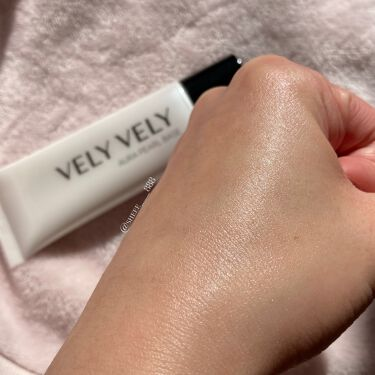 ツヤ肌パールベース/VELY VELY/化粧下地を使ったクチコミ(3枚目)