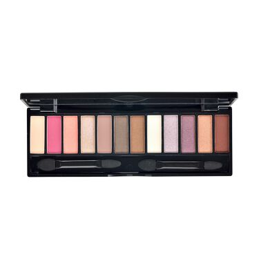 UR GLAM LUXE 12 COLORS EYESHADOW PALLET 06