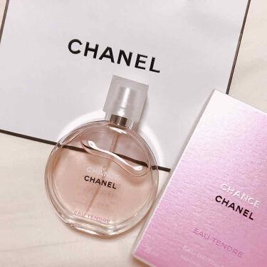 チャンス オー タンドゥル オードゥ トワレット(ヴァポリザター)/CHANEL/香水(レディース)を使ったクチコミ(1枚目)
