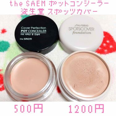 the SAEM(ザセム/韓国) the SAEM POT CONCEALER