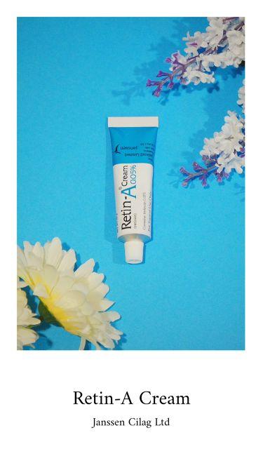 Retin-A レチンA/Janssen Cilag Ltd/フェイスクリームを使ったクチコミ(1枚目)