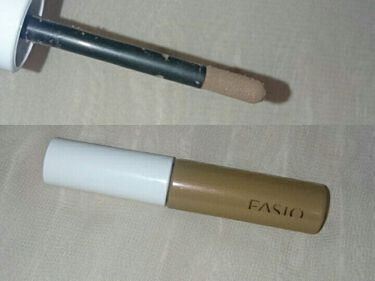 チップトリック パウダー アイブロウ/FASIO/パウダーアイブロウを使ったクチコミ(1枚目)