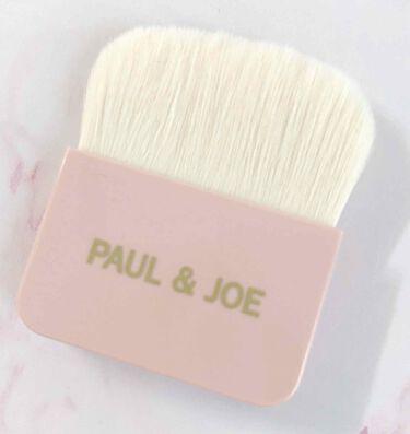 LIPSベストコスメ2020上半期トレンド賞 パウダーファンデ再来 第1位 PAUL & JOE BEAUTE ヴェール ファンデーションの話題の口コミ・レビューの写真 (3枚目)