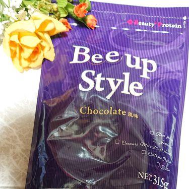 Bee up Style/4care/ボディサプリメントを使ったクチコミ(1枚目)