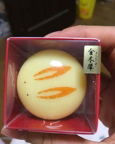 うさぎ饅頭/舞妓さんの練り香水/香水(その他)を使ったクチコミ(1枚目)