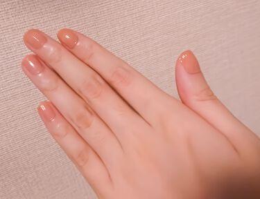 胡粉ネイル/上羽絵惣/マニキュアを使ったクチコミ(3枚目)