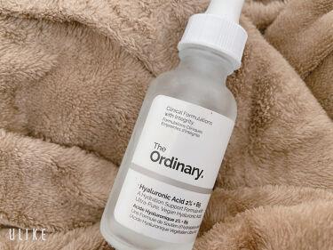 Hyaluronic Acid 2% + B5/The Ordinary/美容液を使ったクチコミ(1枚目)