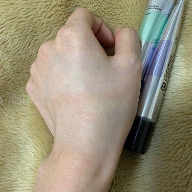 スキンカラーコントロールベース/KATE/化粧下地を使ったクチコミ(4枚目)