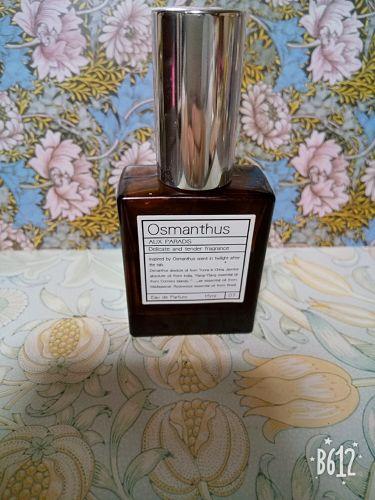 オスマンサス オードパルファム(Osmanthus)/AUX PARADIS (オゥパラディ)/香水(レディース)を使ったクチコミ(1枚目)
