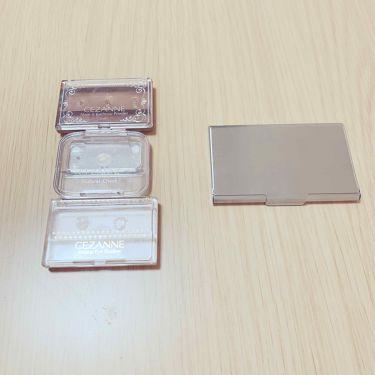 アルミ カードケース/無印良品/その他を使ったクチコミ(2枚目)