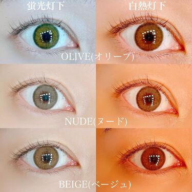 CANNA ROZE (カンナロゼ)/i-DOL (アイドルレンズ)/カラーコンタクトレンズを使ったクチコミ(3枚目)