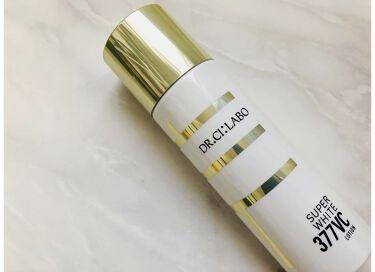 スーパーホワイト377VCローション/ドクターシーラボ/化粧水を使ったクチコミ(2枚目)