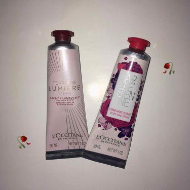リボンアルル ハンドクリーム/L'OCCITANE/ハンドクリーム・ケアを使ったクチコミ(1枚目)
