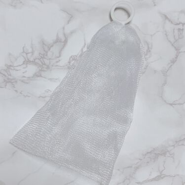 生せっけん ポット [ホワイト] オリジナル/Ruam Ruam(ルアンルアン)/洗顔石鹸を使ったクチコミ(3枚目)