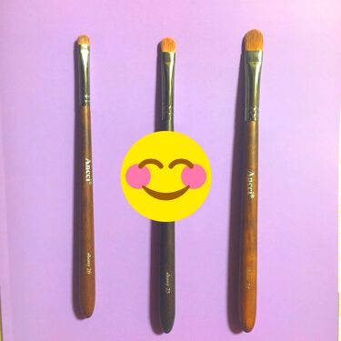 Ebony 26/Ancci brush/メイクブラシを使ったクチコミ(1枚目)