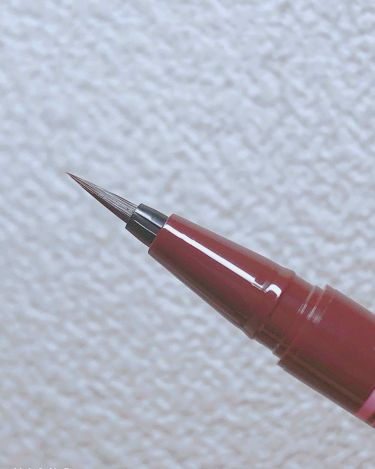 ラスティングリキッドライナー/CANMAKE/リキッドアイライナーを使ったクチコミ(2枚目)
