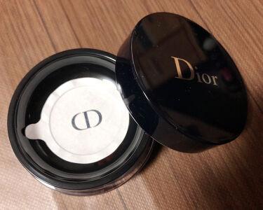 ディオールスキン フォーエヴァー コントロール ルース パウダー/Dior/ルースパウダーを使ったクチコミ(4枚目)