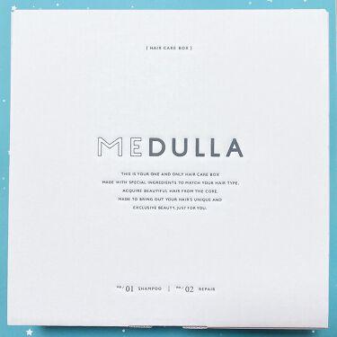 MEDULLA シャンプー/リペア/メデュラ/シャンプー・コンディショナーを使ったクチコミ(5枚目)