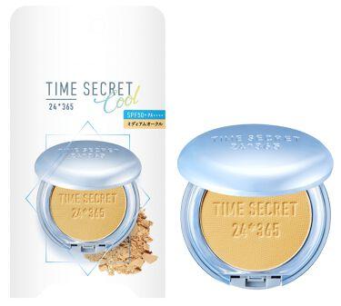 2020/6/1(最新発売日: 2021/4/21)発売 TIME SECRET タイムシークレット ミネラルプレストパウダー クール