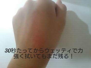 タトゥーリップティント/3CE/リップグロスを使ったクチコミ(3枚目)