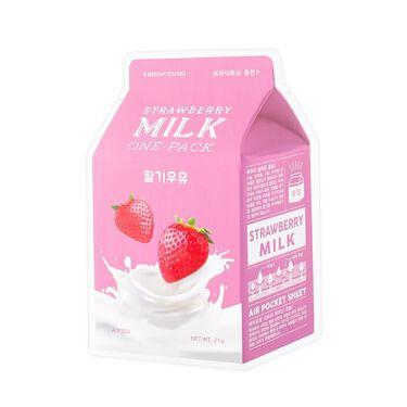 アピュー ワンパック いちごミルク