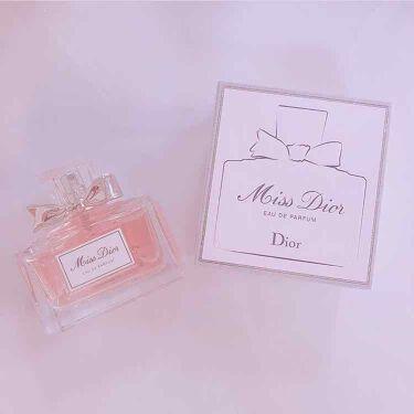 【旧】ミス ディオール オードゥ パルファン/Dior/香水(レディース)を使ったクチコミ(2枚目)