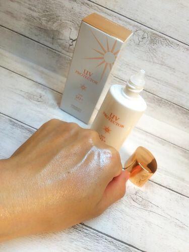 UVプロテクター/ミキモト コスメティックス/日焼け止め・UVケアを使ったクチコミ(5枚目)