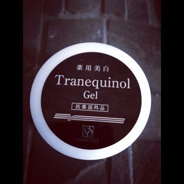 薬用美白トラネキノールジェル/サンソリット/オールインワン化粧品を使ったクチコミ(4枚目)