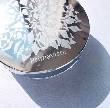 ドレスアップシャインルースパウダー/プリマヴィスタ/ルースパウダーを使ったクチコミ(1枚目)