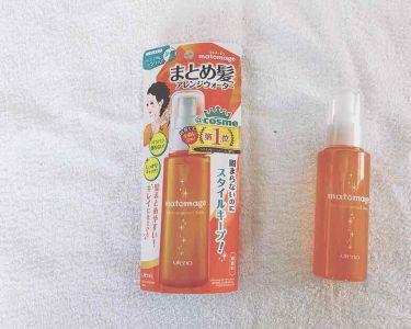 まとめ髪アレンジウォーター/マトメージュ/ヘアスプレー・ヘアミストを使ったクチコミ(2枚目)