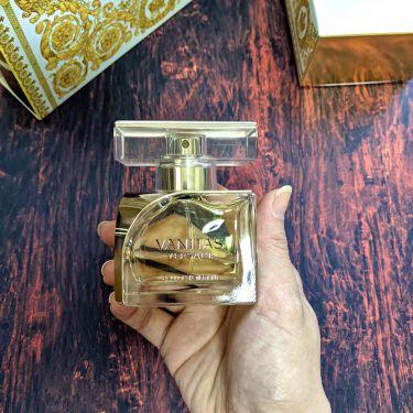 ヴァニタス オーデトワレ/VERSACE/香水(レディース)を使ったクチコミ(3枚目)