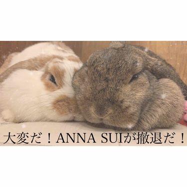 ポア スムージング プライマー/ANNA SUI/化粧下地を使ったクチコミ(1枚目)
