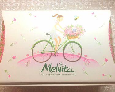 メルヴィータ ネクターデローズ ハンドクリーム/メルヴィータ/ハンドクリーム・ケアを使ったクチコミ(2枚目)