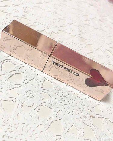 ハートウィンドウリップティントオイルタイプ/VAVI MELLO(バビメロ)/リップグロスを使ったクチコミ(1枚目)