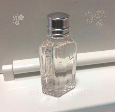 チェリーブロッサム オードトワレ/L'OCCITANE/香水(レディース)を使ったクチコミ(1枚目)