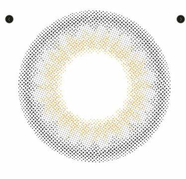 リルムーン スキングレージュ/カラーコンタクト/その他を使ったクチコミ(3枚目)