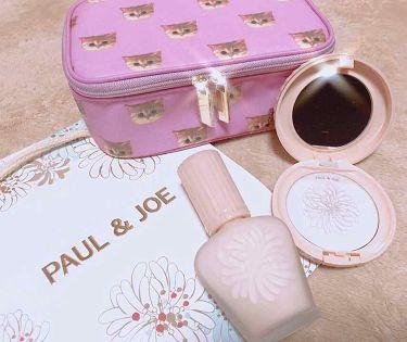 彼方さんの「ポール & ジョー ボーテラトゥー エクラ ファンデーション プライマー<化粧下地>」を含むクチコミ